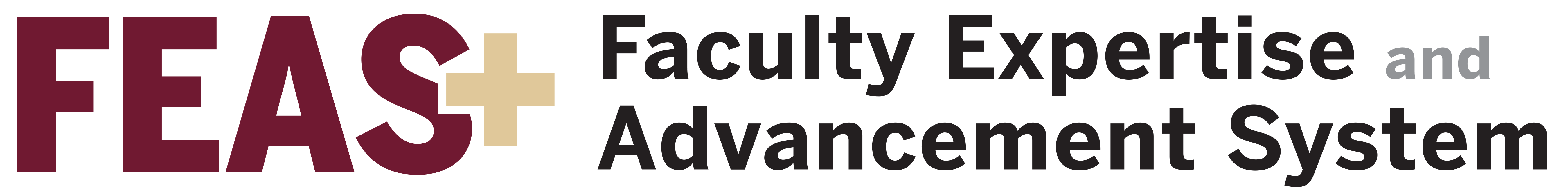 Faculty Expertise and Advancement System Logo